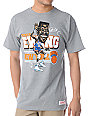 NBA Mitchell and Ness Knicks Patrick Ewing Caricature T-Shirt