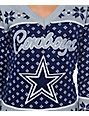 NFL Forever Collectibles Dallas Cowboys Sweater
