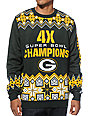 NFL Forever Collectibles Packers Super Bowl Sweater