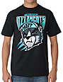 Neff Alleycatz Black T-Shirt