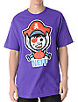Neff Aye Aye Purple T-Shirt