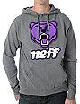 Neff Bearhug Grey Hoodie