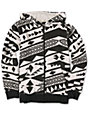 Neff Boys Native Zip Up Hoodie