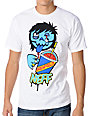 Neff Brainfreeze White T-Shirt