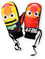 Neff Character Bert & Ernie Snowboard Mittens
