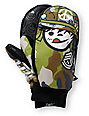 Neff Character Infantry Snowboard Mittens