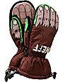 Neff Character Monkey Snowboard Mittens