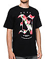 Neff Clean Black T-Shirt