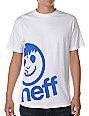 Neff Corpo White T-Shirt