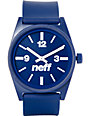 Neff Daily Navy Analog Watch