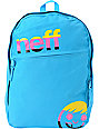 Neff Daily Turquoise Backpack