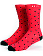Neff Daily Watermelon Crew Socks
