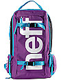 Neff Downtown Purple Laptop Backpack