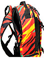 Neff Downtown Rasta Laptop Backpack