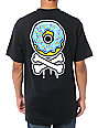 Neff Frosted Black T-Shirt
