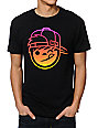 Neff Gradient Black T-Shirt