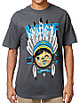 Neff Headdress Charcoal T-Shirt