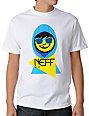 Neff Hipster Sucka White T-Shirt