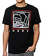 Neff Kensquared Black T-Shirt