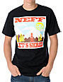 Neff Lets Shred Black T-Shirt