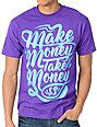 Neff Make & Take Purple T-Shirt