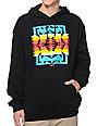 Neff Paso 2 Black Pullover Hoodie