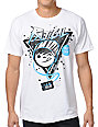 Neff Radical White UV Color Changing T-Shirt