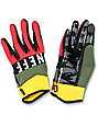Neff Ripper Rasta Pipe Snowboard Gloves