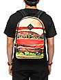 Neff Scholar Cheeseburger Backpack