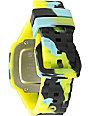 Neff Steve Tennis Camo Digital Watch