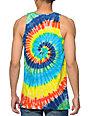 Neff Tie Dye Peace Tank Top