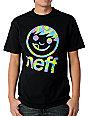 Neff Tie Dye Tilt Black T-Shirt