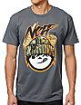 Neff Vibes Charcoal T-Shirt