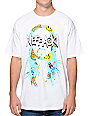 Neff X Aoki Frosting Icon White T-Shirt
