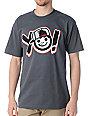 Neff Yo Charcoal T-Shirt