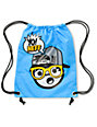 Neff Yo Neff Blue Drawstring Bag