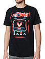 Neff x Deadmau5 Arcade Black T-Shirt