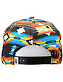 Neff x Mac Miller Machahat Tribal Print Snapback Hat