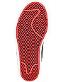 Nike 6.0 Mavrk Jr. Charcoal & Red Boys Skate Shoes