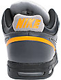 Nike 6.0 Zoom Oncore 2 Black, Grey, & Orange Shoes