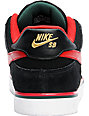 Nike SB P-Rod 2.5 Black & Varsity Red Shoes