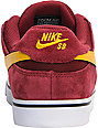 Nike SB Zoom P-Rod 2.5 Team Red & Yellow Skate Shoes