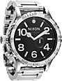 Nixon 51-30 Tide High Polish Black Watch