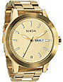Nixon Spur All Gold Mens Watch