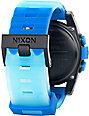 Nixon Unit Blue Fade Digital Watch