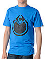 Nomis Double Icon Blue T-Shirt