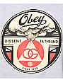 Obey Dissent Til The End Hoodie