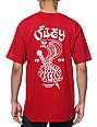 Obey Eplurcobra Red T-Shirt
