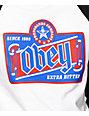 Obey Extra Bitter Baseball T-Shirt