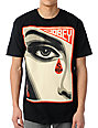 Obey Eye Alert Black T-Shirt